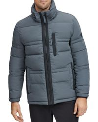 Marc New York - Huxley Removable-hood Down Jacket - Lyst
