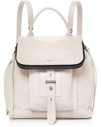 Botkier Warren Leather Backpack - Multicolour