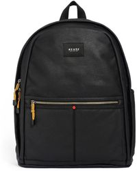 State Bedford Greenpoint Backpack - Black