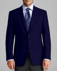 Canali Sport Coat - Classic Fit - Blue