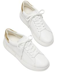 Kate Spade Women's Lift Lace Up Sneakers - White