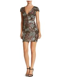 Dress the Population - Victoria Sequin Dress - Lyst