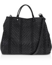 Kooba - Anguilla Leather Satchel - Lyst