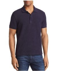 Lacoste - French Terry Polo Shirt - Lyst