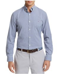 Vineyard Vines - Performance Grand Cay Gingham Classic Fit Button-down Shirt - Lyst