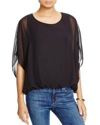 Vince Camuto - Batwing Blouse - Lyst