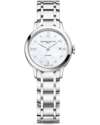 Baume & Mercier Ladies' Classima 31mm Steel - Multicolor
