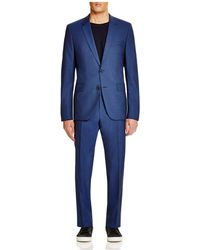 HUGO - Solid Aeron/hamen Extra Slim Fit Suit - Lyst