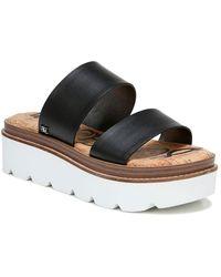 Sam Edelman - Raul Platform Sandals - Lyst