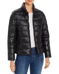 Marc New York Performance Packable Puffer Jacket - Black