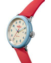 Shinola The Spf Detrola Watch - Multicolour