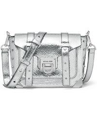Michael Kors - Manhattan Small Messenger Bag - Lyst