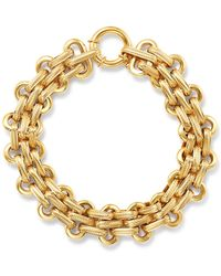 Bloomingdale's - Link Bracelet In 14k Yellow Gold - Lyst