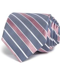 W.r.k. - Wide Stripe Classic Tie - Lyst