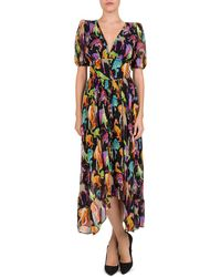 The Kooples - Funky Jungle Printed Dress - Lyst