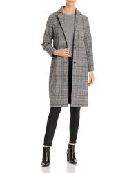Cupcakes And Cashmere Oxford Coat - Brown