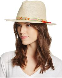Bloomingdale's - Friendship Bracelet Fedora - Lyst