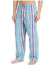 Polo Ralph Lauren | Taylor Plaid Pajama Pants | Lyst