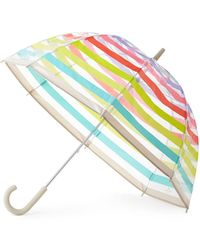 Kate Spade Candy Striped Umbrella