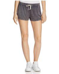Chaser Stretch Drawstring Shorts - Black