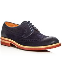 Crosby Square - Woodford Brogue Wingtip Oxfords - Lyst