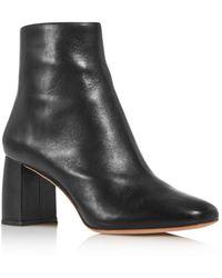 Loeffler Randall - Women's Cooper Almond Toe High-heel Booties - Lyst