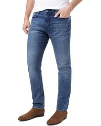 Liverpool Jeans Company Regent Relaxed Fit Jeans In Southaven - Blue