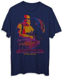 Junk Food The Empire Strikes Back Tee - Blue