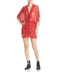 IRO - Bamanta Bandana Dress - Lyst
