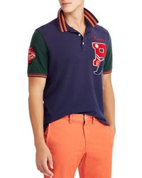 Polo Ralph Lauren - Classic Fit Mesh Polo Shirt - Lyst
