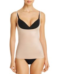 Spanx Suit Your Fancy Open - Bust Cami - Natural