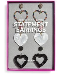 BaubleBar - Love At First Sight Earrings Gift Set - Lyst