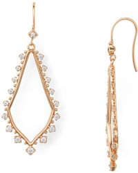 Kendra Scott - Bea Drop Earrings - Lyst