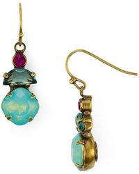Sorrelli - Gem Pop Drop Earrings - Lyst