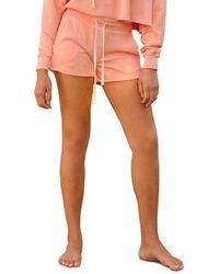 AMO Shorty Shorts - Orange