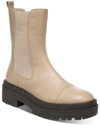 Sam Edelman Wellington Lug Sole Boots - Multicolor
