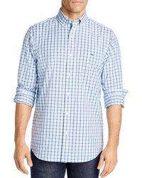 Vineyard Vines Mizpah Tucker Classic - Fit Button - Down Shirt - Blue