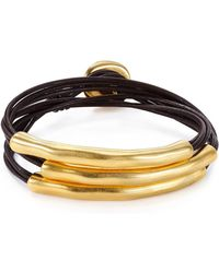 Uno De 50 - Not To Be Bracelet - Lyst