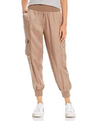 Cinq À Sept Giles High - Waist Jogger Trousers - Multicolour