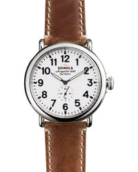 Shinola - The Runwell Watch - Lyst