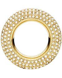 Atelier Swarovski - X Christopher Kane Bolster Small Ring - Lyst