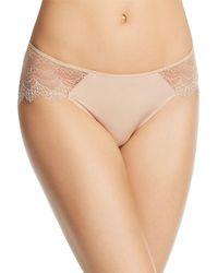 B.tempt'd Wink Worthy Bikini Panty - Natural