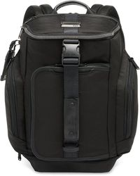 Tumi Admiral Backpack/duffel Bag - Black