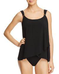 Miraclesuit - Four Tops Dazzle Tankini Top - Lyst