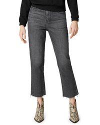 Jag Jeans Stella High Rise Straight Leg Jeans In Columbia - Multicolour