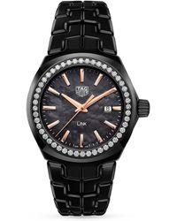 Tag Heuer Link Lady Diamond Watch