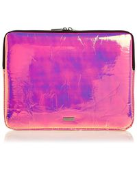 Skinnydip London - Holographic Laptop Case - Lyst