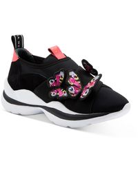 Sophia Webster - Riva Embroidered Butterfly Sneakers - Lyst