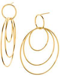 Gorjana - Wilshire Drop Earrings - Lyst
