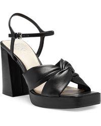 Vince Camuto Women's Pepenna Platform Sandals - Black